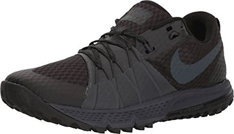 Nike Air Zoom Wildhorse 4 Men's Running Shoe - Black Image