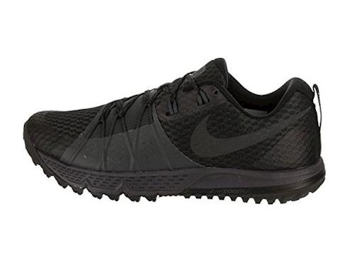 Nike Air Zoom Wildhorse 4 Men's Running Shoe - Black Image 11