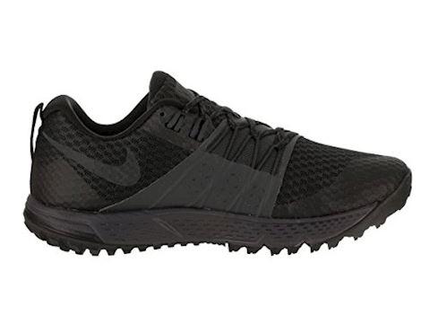 Nike Air Zoom Wildhorse 4 Men's Running Shoe - Black Image 14