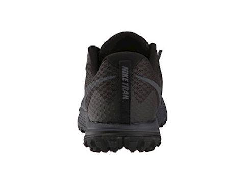 Nike Air Zoom Wildhorse 4 Men's Running Shoe - Black Image 3