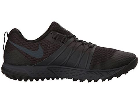 Nike Air Zoom Wildhorse 4 Men's Running Shoe - Black Image 8