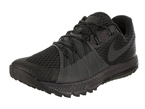 Nike Air Zoom Wildhorse 4 Men's Running Shoe - Black Image 10