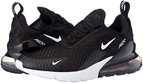 Nike Air Max 270 Men's Shoe - Black Image 5