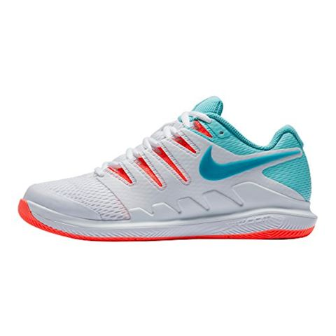 Nike Air Zoom Vapor X Women's Tennis Shoe - White Image