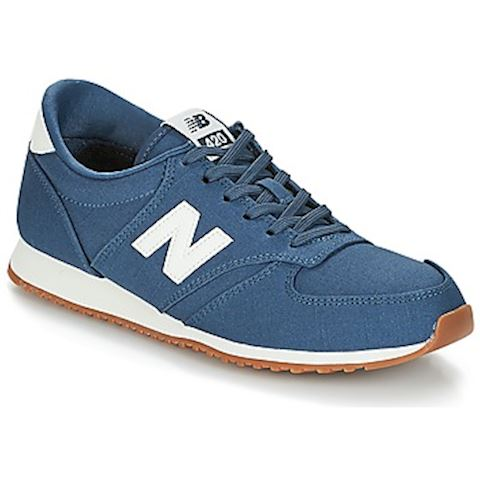 New Balance  WL420  women's Shoes (Trainers) in Blue Image