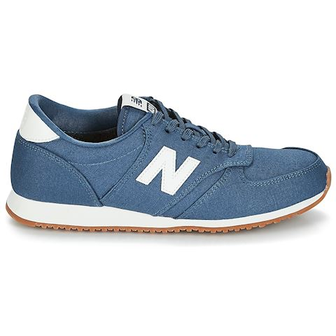 New Balance  WL420  women's Shoes (Trainers) in Blue Image 2