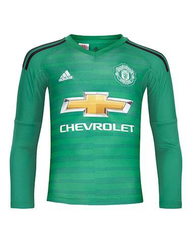 adidas Manchester United Kids LS Goalkeeper Home Shirt 2018/19