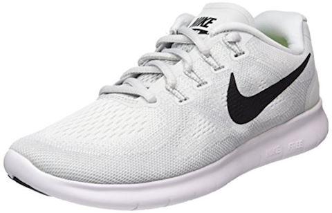 Nike Free RN 2017 - White/Black/Pure Platinum Women Image