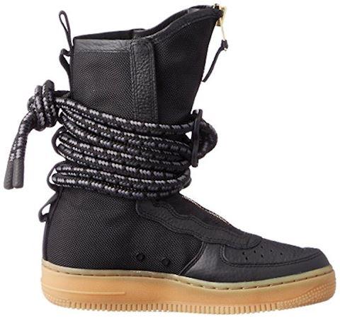 Nike SF Air Force 1 Hi Women's, Black Image 6