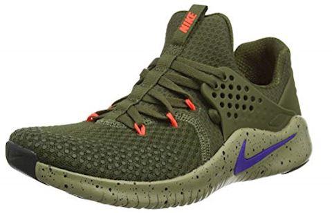 6d278a010a8 Nike Free TR V8 Men s Gym HIIT Cross Training Shoe - Green Image