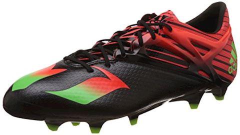 adidas Messi 15.1 FG Football Boots Black Image