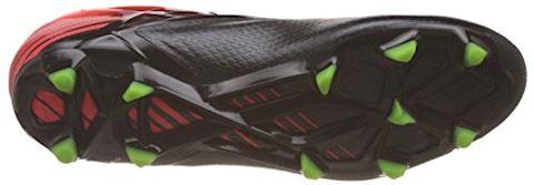 adidas Messi 15.1 FG Football Boots Black Image 3