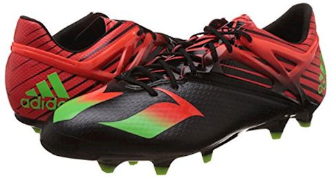 adidas Messi 15.1 FG Football Boots Black Image 5