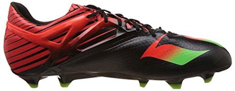 adidas Messi 15.1 FG Football Boots Black Image 6