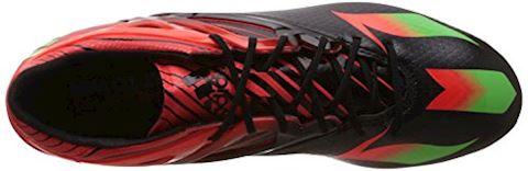 adidas Messi 15.1 FG Football Boots Black Image 7