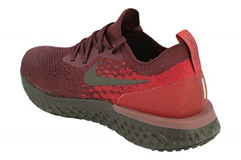 23451e6cb6473 Nike Epic React Flyknit Men's Running Shoe - Red
