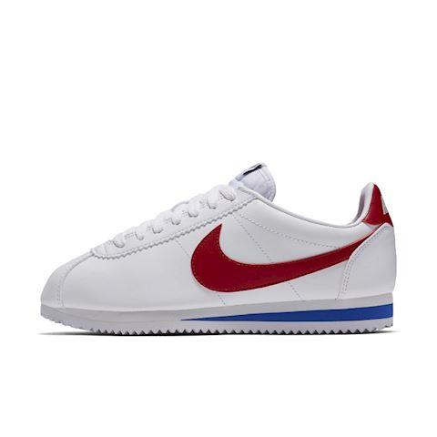 Nike Classic Cortez Women's Shoe - White Image