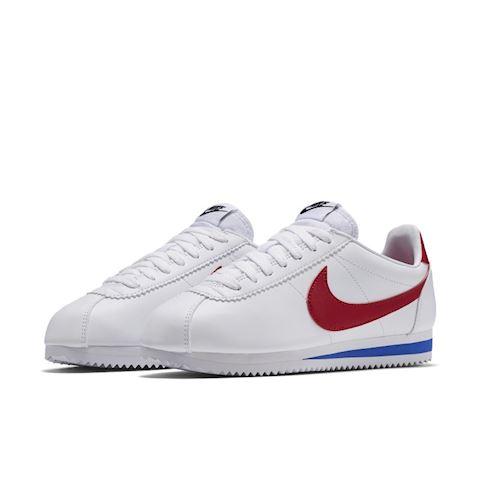 Nike Classic Cortez Women's Shoe - White Image 2