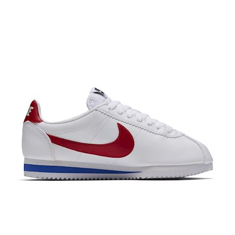 Nike Classic Cortez Women's Shoe - White Image 3