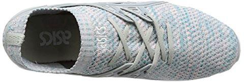 Asics Gel-Kayano Trainer Knit Glacier Grey/ Mid Grey Image 7