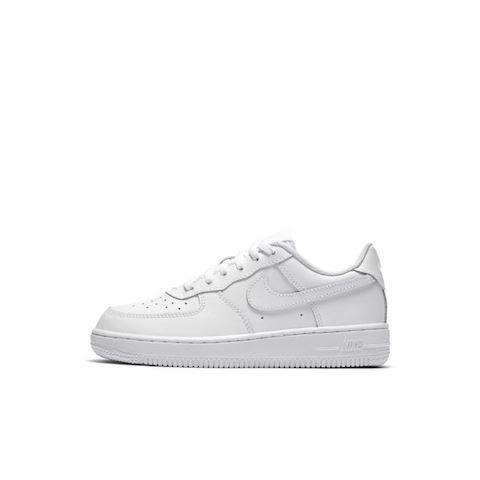 Nike Force 1 Younger Kids' Shoe - White Image