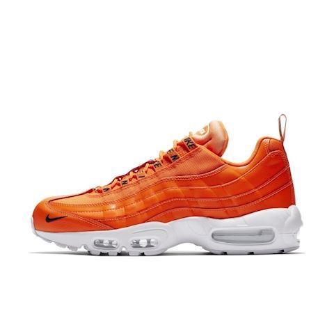 Nike Air Max 95 Premium Men's Shoe - Orange Image