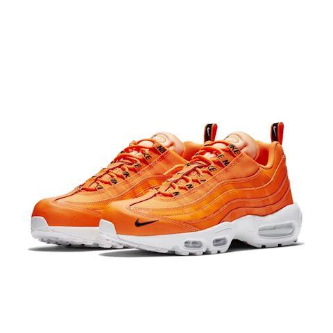 Nike Air Max 95 Premium Men's Shoe - Orange Image 2