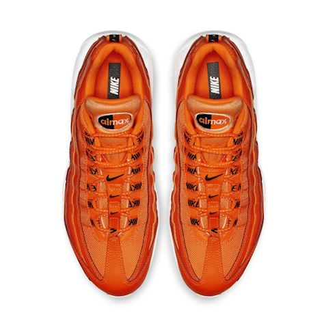 Nike Air Max 95 Premium Men's Shoe - Orange Image 4