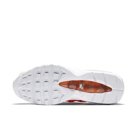 Nike Air Max 95 Premium Men's Shoe - Orange Image 5