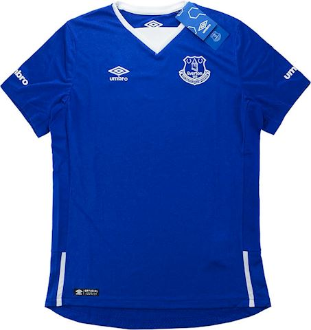 Umbro Everton Kids SS Home Shirt 2015/16 Image