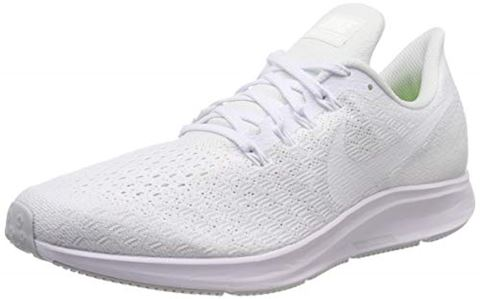 Nike Air Zoom Pegasus 35 Men's Running Shoe - White Image