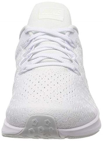 Nike Air Zoom Pegasus 35 Men's Running Shoe - White Image 4