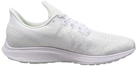 Nike Air Zoom Pegasus 35 Men's Running Shoe - White Image 6