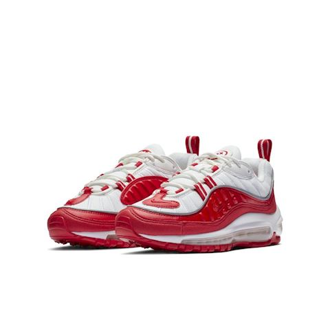new style e3658 abe0e Nike Air Max 98 Older Kids' Shoe - Red