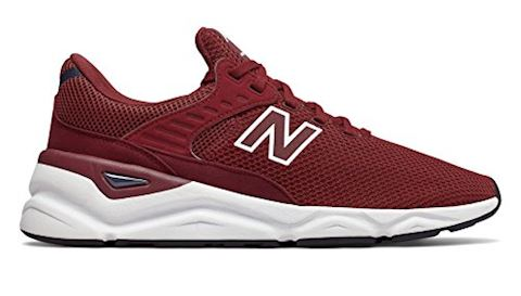 New Balance  MSX90  women's Shoes (Trainers) in Red Image
