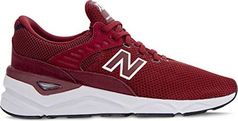 New Balance  MSX90  women's Shoes (Trainers) in Red Image 12