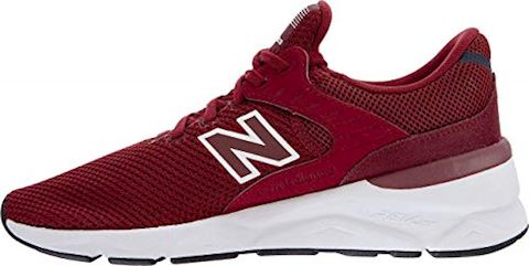 New Balance  MSX90  women's Shoes (Trainers) in Red Image 13