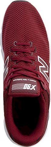 New Balance  MSX90  women's Shoes (Trainers) in Red Image 14