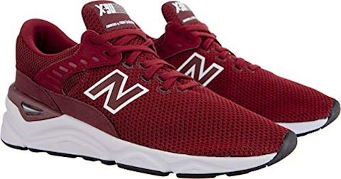 New Balance  MSX90  women's Shoes (Trainers) in Red Image 15