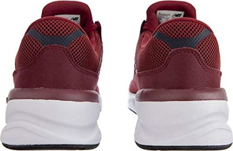 New Balance  MSX90  women's Shoes (Trainers) in Red Image 16