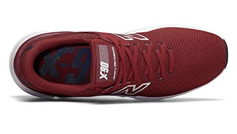 New Balance  MSX90  women's Shoes (Trainers) in Red Image 2