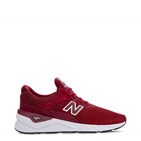 New Balance  MSX90  women's Shoes (Trainers) in Red Image 4