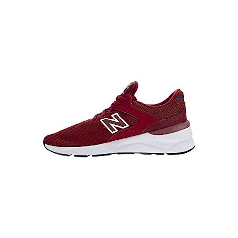 New Balance  MSX90  women's Shoes (Trainers) in Red Image 6
