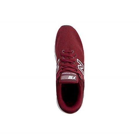New Balance  MSX90  women's Shoes (Trainers) in Red Image 7