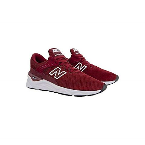 New Balance  MSX90  women's Shoes (Trainers) in Red Image 9