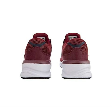 New Balance  MSX90  women's Shoes (Trainers) in Red Image 10