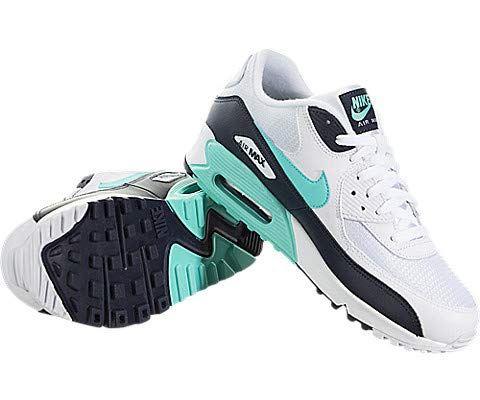 Nike Air Max 90 Essential Men's Shoe - White Image 8