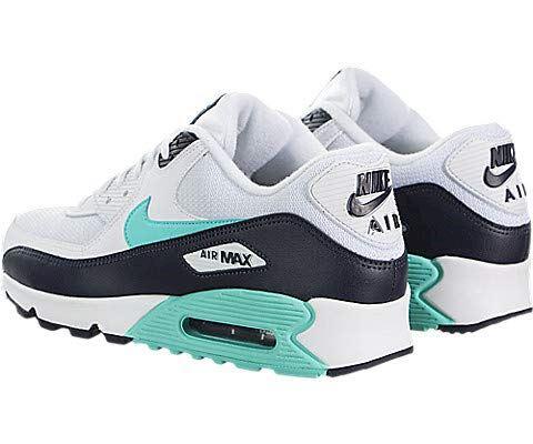 Nike Air Max 90 Essential Men's Shoe - White Image 9