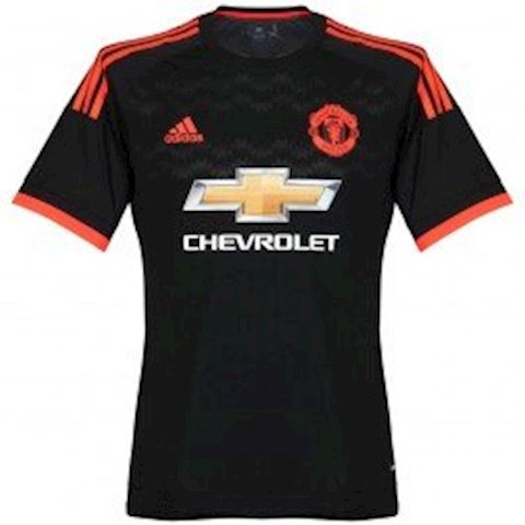 adidas Manchester United Mens SS Player Issue Third Shirt 2015/16 Image