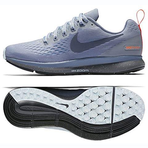 Nike Air Zoom Pegasus 34 Shield Women's Running Shoe - Grey Image